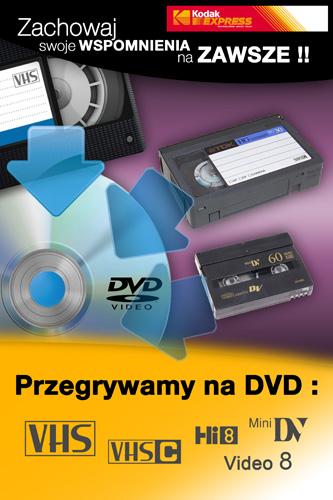 Kopiowanie kaset na DD i USB